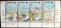 Singapore 1986 Trade Union Congress MNH - Singapore (1959-...)