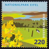 2737 Einzelmarke Aus Block 74 Nationalpark Eifel, Postfrisch ** - Unclassified