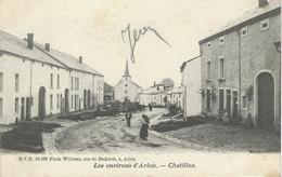 Les Environs D'Arlon - CHATILLON - Cachet De La Poste 1904 - Arlon