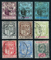 Mauricio (Británico) Nº 124/... ... - Mauritius (...-1967)