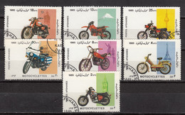 AFGHANISTAN : 1249-55 – (0) – Motocyclettes 1985 - Afghanistan