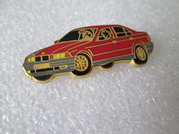 PIN'S   BMW   SERIE 3   E 36     ARTHUS BERTRAND - BMW
