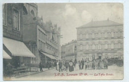 Leuven Louvain No 49 La Table Ronde - Leuven