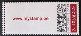 Belgium 2019. Mystamp PRIOR.  MNH - Nuevos