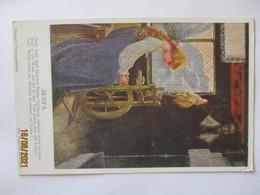 Frauen Munk Künstlerkarte 1281, Senta, Der Bleiche Seemann, Wagner (51786) - 1900-1949