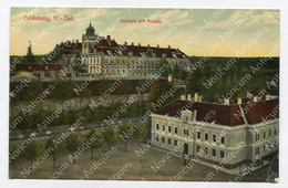 AK Feldsberg - Schloss Mit Schule (3155) - Other