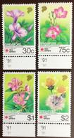 Singapore 1991 Philanippon Flowers MNH - Ohne Zuordnung