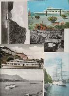 Lot 82 Ansichtskarten Motiv Schiff, In- Und Ausland - 5 - 99 Cartoline