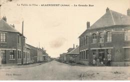 02 ALAINCOURT #28687 LA GARNDE RUE CAFE - Unclassified