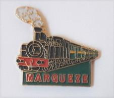QQ73 Pin's SNCF TGV Train Vapeur Écomusée De Marquèze à  Sabres Dans Les LANDES Achat Immédiat - TGV