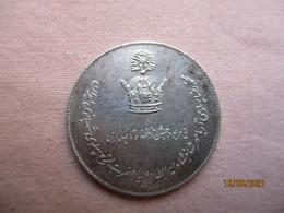 Iran Coronation Medal Oct. 26, 1967 (1346 HE) - Royaux / De Noblesse