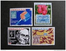 Wallis Et Futuna:  TB Serie PA N° 92 Au N°95, Neufs XX. - Unused Stamps