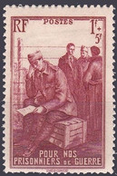 France TUC De 1941 YT 475 Neuf - Unused Stamps