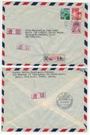 Japon // Japan // Lettre Recommandée Pour La Suisse - Covers & Documents