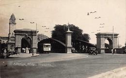 ¤¤  -   SINGAPOUR   -    Carte-Photo   -  Anderson Bridge, Singapore      -   ¤¤ - Singapore
