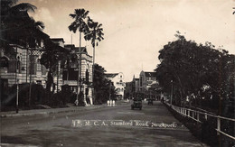 ¤¤  -   SINGAPOUR   -    Carte-Photo   -  M.C.A. Stamford Road , Singapore      -   ¤¤ - Singapore