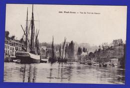 """PONT AVEN Port Et Beaux Bateaux De Concarneau Nom ? Terminant Par Secours """" ( TTB état ) SA 383 - Pont Aven"""