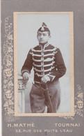 Soldat Armée Militaire Belge CDV Tournai - Oorlog, Militair