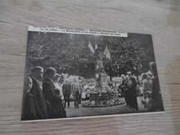 CPA 80 Somme Fouilloy Monument Commémoratif 1870-71 Le 14 Juillet La Municipalité Et Les Enfants - Andere Gemeenten