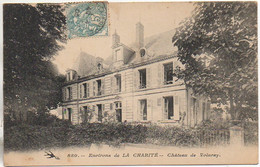 58 Environs De LA CHARITE - Château De Voluray - La Charité Sur Loire