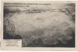 51 Aérodrome De Champagne  Champ D'aviation De REIMS-BETHENY - Reims