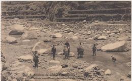 Missions De Scheuf - Philippines - Missionnaire En Tournée Apostolique - La Passage D'une Rivière - Nels - Missions
