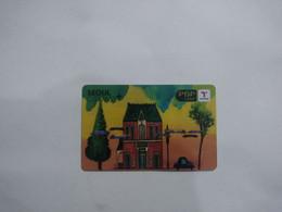 South Korea Transport Cards, (1pcs) - Non Classificati