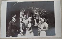 Romania -Calimanesti Valcea 1938- PC Size - FR0038 - Personas Anónimos