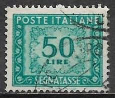 Italy 1947. Scott #J76 (U) Numeral Of Value - Strafport