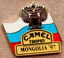 CAMEL TROPHY - MONGOLIA 1997 - '97 - RUSSIE - RUSSIA -               (18) - Rallye