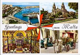 MALTE  _ MULTI-VUES - Malta