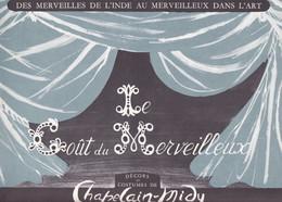 Opéra - Des Merveilles De L'inde Au Merveilleux Dans L'art (Décors Et Costumes Dechapelain-Midy) 12 Fascicules - Musique