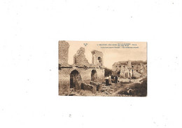 Nieuport : Souvenir De La Guerre 1914-18 : Les Anciennes Casernes (Arsenal) - Nieuwpoort