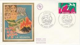 FDC 1977 REUNION - 1970-1979