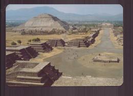 MEXIQUE PLAZA DE LA LUNA ZONA ARQUEOLOGICA DE TEOTIHUACAN ESTADO DE MEXICO MEXICO - Messico