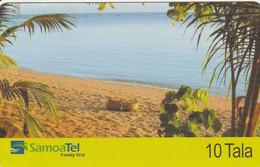 Samoa - Beach Scene (10/2005) - Samoa