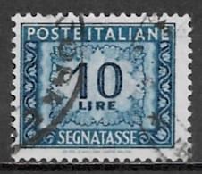 Italy 1947. Scott #J72(U) Numeral Of Value - Strafport