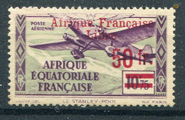 Afrique Equatoriale Française             PA 21 * - Nuovi