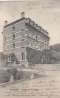 WAULSORT / L HOTEL DE LA MEUSE  1905 - Hastière