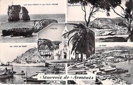 ** Bon Petit Lot De 10 Cartes ** MULTIVUES (France) 9 Dentelées Noir Et Blanc Format CPA Diversifiées (toutes Scannées) - 5 - 99 Postcards