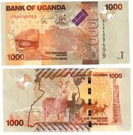 Uganda 1000 Shillings 2010 UNC - Uganda