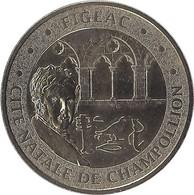 2021 MDP179 - FIGEAC 1 - Cité Natale De Champollion / MONNAIE DE PARIS 2021 - Andere