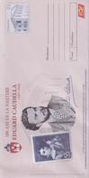 Romania - Postal Stationery Cover Unused 2021 - 180 Years Since His Birth Eduard Caudella Romanian Opera Music Composer - Entiers Postaux