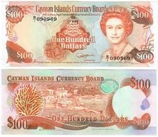 Cayman Islands 100 Dollars 1991 UNC - Cayman Islands