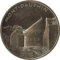 2021 MDP180 - MONT-DAUPHIN 2 - Lunette D'Arçon Et Casemates) / MONNAIE DE PARIS 2021 - Andere
