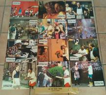 12 PHOTOS FILM CINEMA DO THE RIGHT THINK SPIKE LEE AIELLO TURTURRO 1989 TBE - Photographs