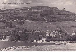 Vevey - Plan Et Le Mont Pèlerin - VD Vaud