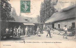 FORGES DE TILCHATEL - LaTaillanderie Et Les Marteaux - Other Municipalities