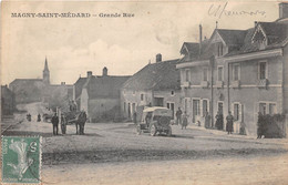 MAGNY SAINT MEDARD - Grande Rue - Other Municipalities