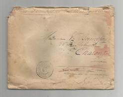 Lettre Corps D'occupation De Magagascar 1899 Medecin 1ere Classe De La Marine Pour Charenton Le Pont - Storia Postale